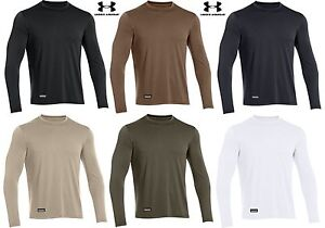 Details about Under Armour Mens Tactical Tech Long Sleeve T-Shirt - UA  Loose Fit Tee Shirt