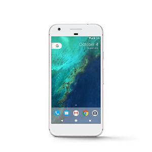 034-New-034-Google-Pixel-128GB-Silver-Unlocked-Smartphone