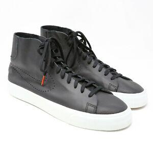 Nike-Blazer-Studio-Premium-Leather-Black-White-Gum-880870-001-size-13-Decon-sb