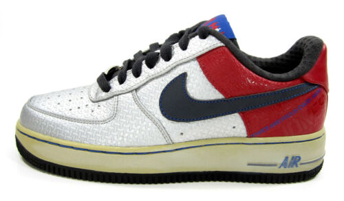 plata Air jones Os talla rojo Force Nike de en Premium metalizada 6 Zapatillas deporte Shoes 1 BUxUPqCAw