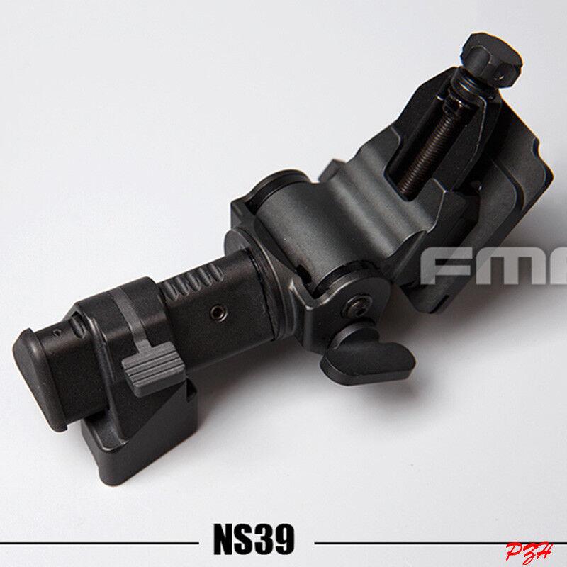 FMA NS39 Caza Táctico Airsoft NVG Montaje Casco TB606 para GPNVG 18 PVS15 18 31
