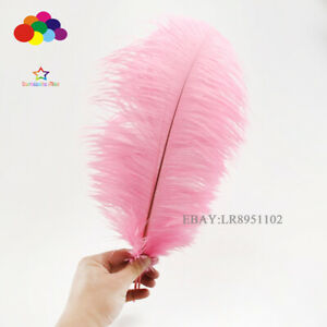 50-pcs-8-10-Pink-ostrich-feather-for-wedding-table-centerpiece-Samba-accessorie