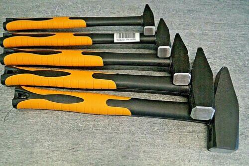 Schlosserhammer Hammer Satz Profi 100 u 300 u 500 u 1000 u 1500 gr Set 5 tlg