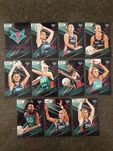 2019-SSN-Cards-Base-Set-of-Melbourne-Vixens-11-Cards