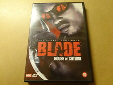 DVD / BLADE: HOUSE OF CHTHON (WESLEY SNIPES)