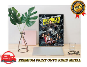 The A Team Original Classic TV Show Premium METAL Poster Art Print Plaque Gift