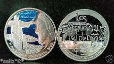 EL CRIST REDEMPTOR Principat d'Andorra Coin 1oz Rio De Janerio Brazil 2009 new