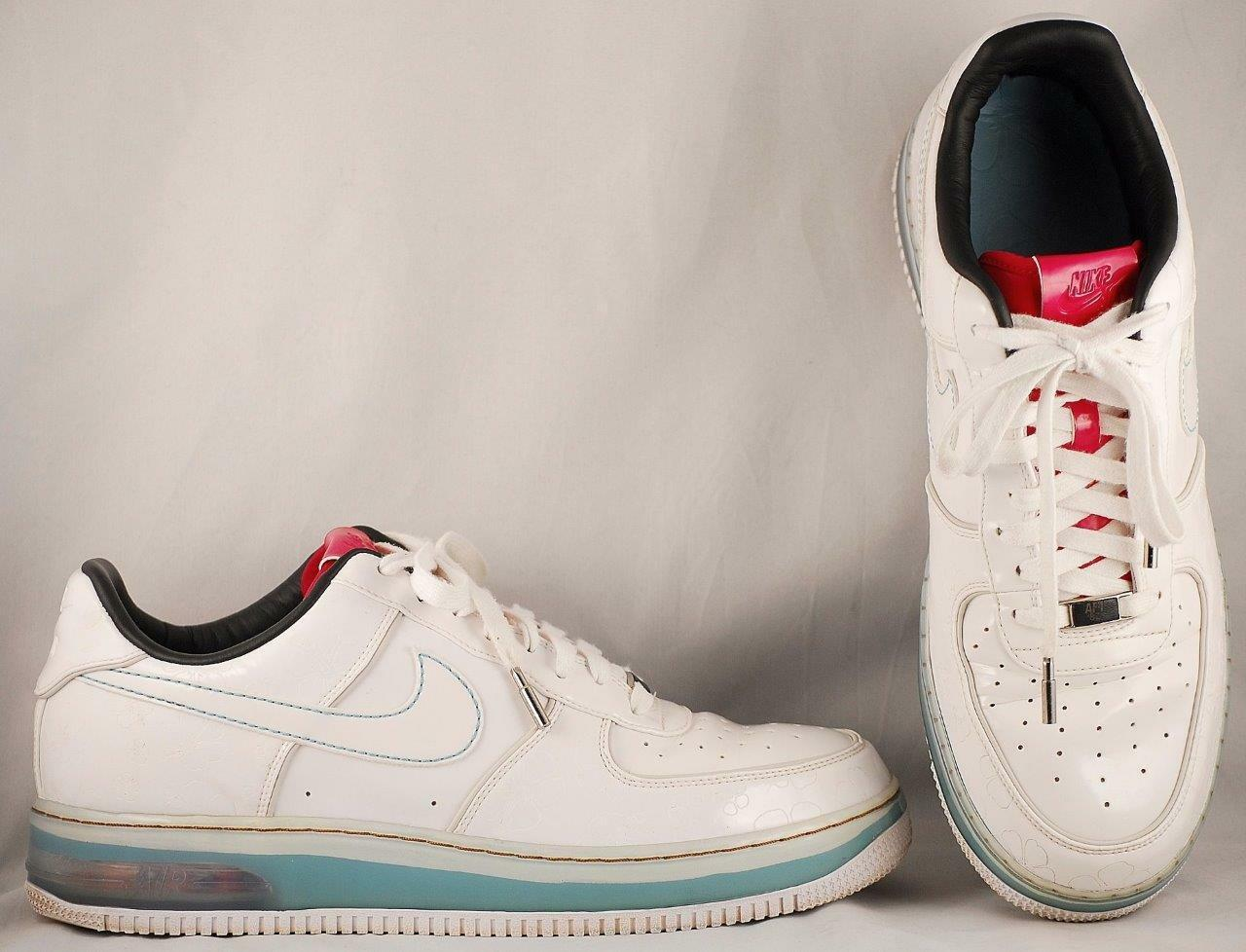 Men's Nike White Air Force XXV Sneakers US 12