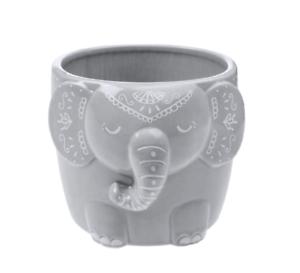 Sass /& Belle Mandala Elephant Large Planter