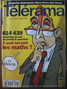 2422-COUV-MALINGREY-MATHS-ARNAUD-DESPLECHIN-ALMARIC-MARCO-FERRERI-TELERAMA-1996