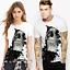 Space-Galaxy-Crane-d-039-impression-3D-Femme-Homme-Casual-T-shirt-a-manches-courtes-Graphic-Tee miniature 29