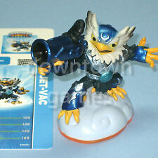 JET-VAC SERIES 1 Skylanders Giants loose NEW figure+card+code, ships FAST!