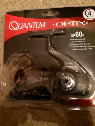 QUANTUM OPTIX OP60F FISHING REEL BRAND NEW BARGAIN