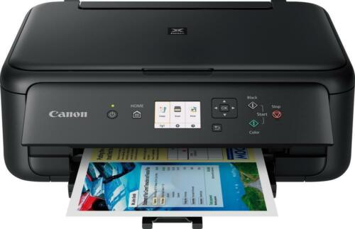 NEW Canon TS5120 Wireless All-In-One PHOTO Printer--2.5 LCD-with INK-sale 3620