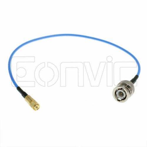 Prueba de vibración Accelerometer Transducer acústico Cable BNC a micropunto 10-32
