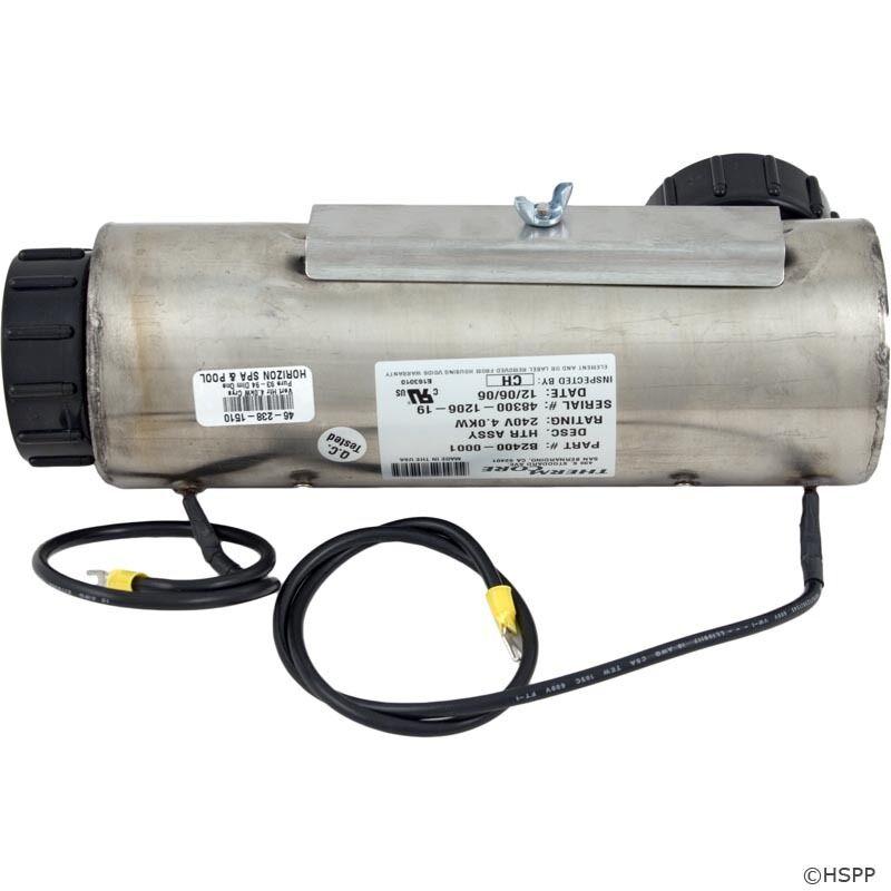 Dimension One Spas - Grünical Heater 4.0kW Crys Pure 93-94 - B2400-0001