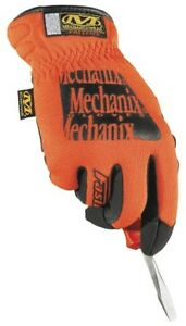 2019 Nouveau Style Mechanix Wear - Guanti Da Lavoro Mod. Fast Fit Colore Arancio - Tessuto Pour RéDuire Le Poids Corporel Et Prolonger La Vie