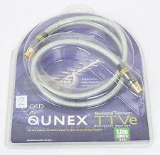 QED Qunex TTVe Antennen-Kabel M/F 1,0 m EAN 823
