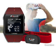 Polar V800 GPS New HRM H7 Multi-Sport Cycling Running Swimming Fintess Watch Red
