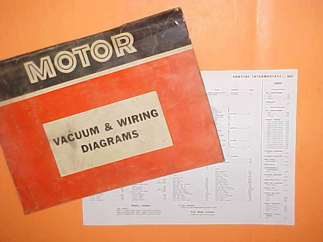 Ac Wiring Diagram 1971 Trans Am