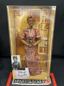 Barbie Maya Angelou Inspiring Women Series 2020 NEW GXF46 Fast Ship - IN HAND 🔥