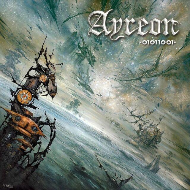 AYREON - 01011001 - 2CD NEW SEALED 2017