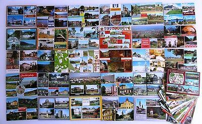 Sammlung Postkarten Československo 53 X Mehrbildkarten Lot Tschechien Post Cards Ein BrüLlender Handel