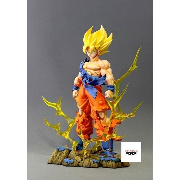Dragon Ball Ball Ball Z Kai - Saikyô Rival Part. - Figurine Son Gokou super Saiyan 2 06a327
