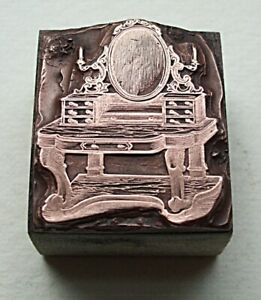 VICTORIAN-034-DUCHESS-DRESSING-TABLE-034-PRINTING-BLOCK
