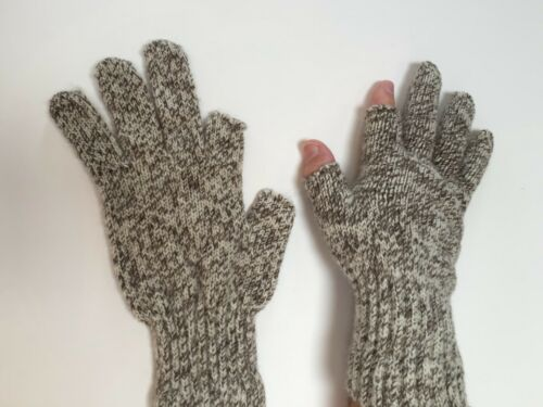 Hunting Gloves 100/% Pure Wool