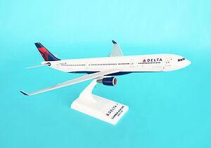 SkyMarks Delta Air Lines Airbus A330-300 SKR530 1/200 Reg# N809NW, New