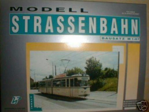 H & P 1 87 tram gothabillys g4 Erfurt, Hom