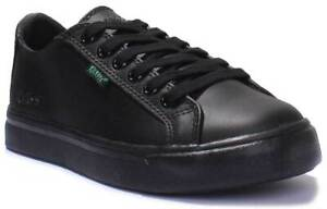 Kickers Tovni Lacer Junior Leather