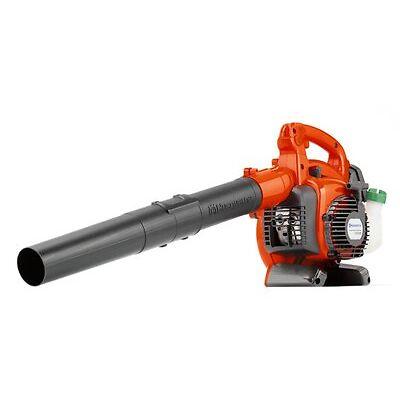 New HUSQVARNA 125B 28CC 170 Mph Gas Leaf/Grass Handheld Blower 2 Cycle 425 CFM
