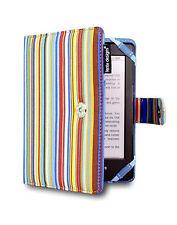 """Lente Diseños ® Amazon Kindle & 6"""" Paperwhite Kindle protección en Siena Rayas"""