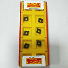 CCMT 060202 10 Pieces-USA Shipping-Carbide Turning Inserts-ZCC