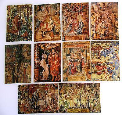 Frankreich Sammlung France Cartes Postales Reims 10x Motive Cathedrale Kirche