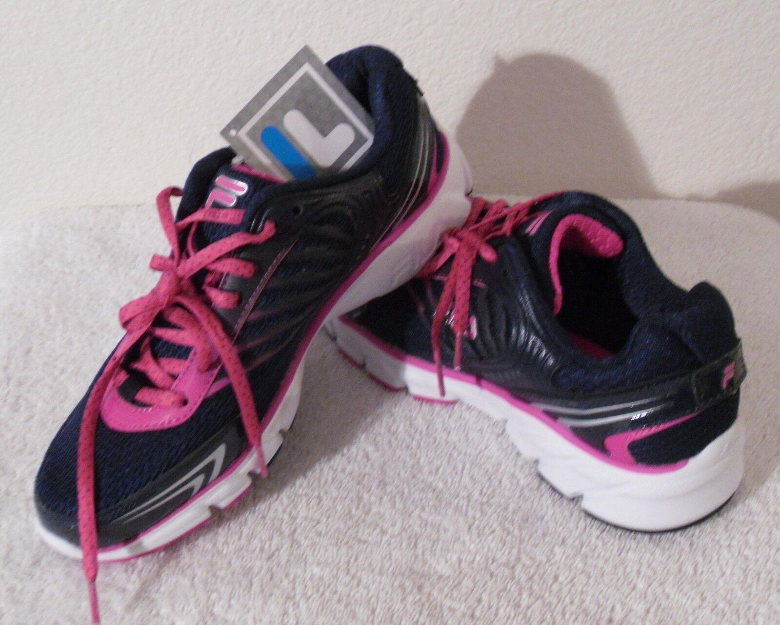NWT Fila Maranello Womens Running/Training Shoes 9 Navy/Pink/White MSRPPrice reduction Cheap and beautiful fashion