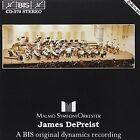 James DePriest (CD, Oct-1994, BIS (Sweden))