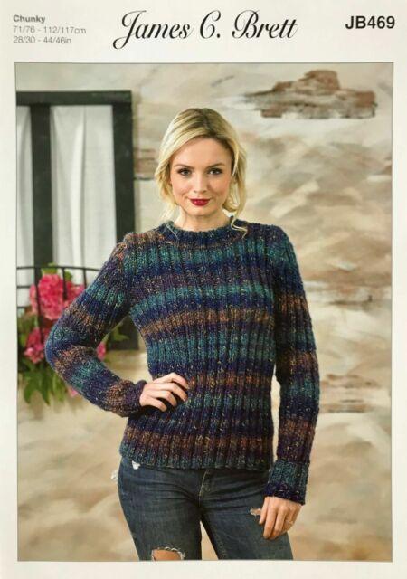 Stylecraft 9367 Cap Sleeved and Bardot Sweater in Sundae DK