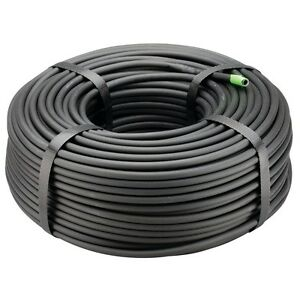 Drip Irrigation Tubing Flexible Poly Tube Outdoor Garden Plant Watering System
