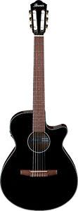 IBANEZ-AEG50N-BKH-Konzertgitarre-4-4-6-String-Black-High-Gloss