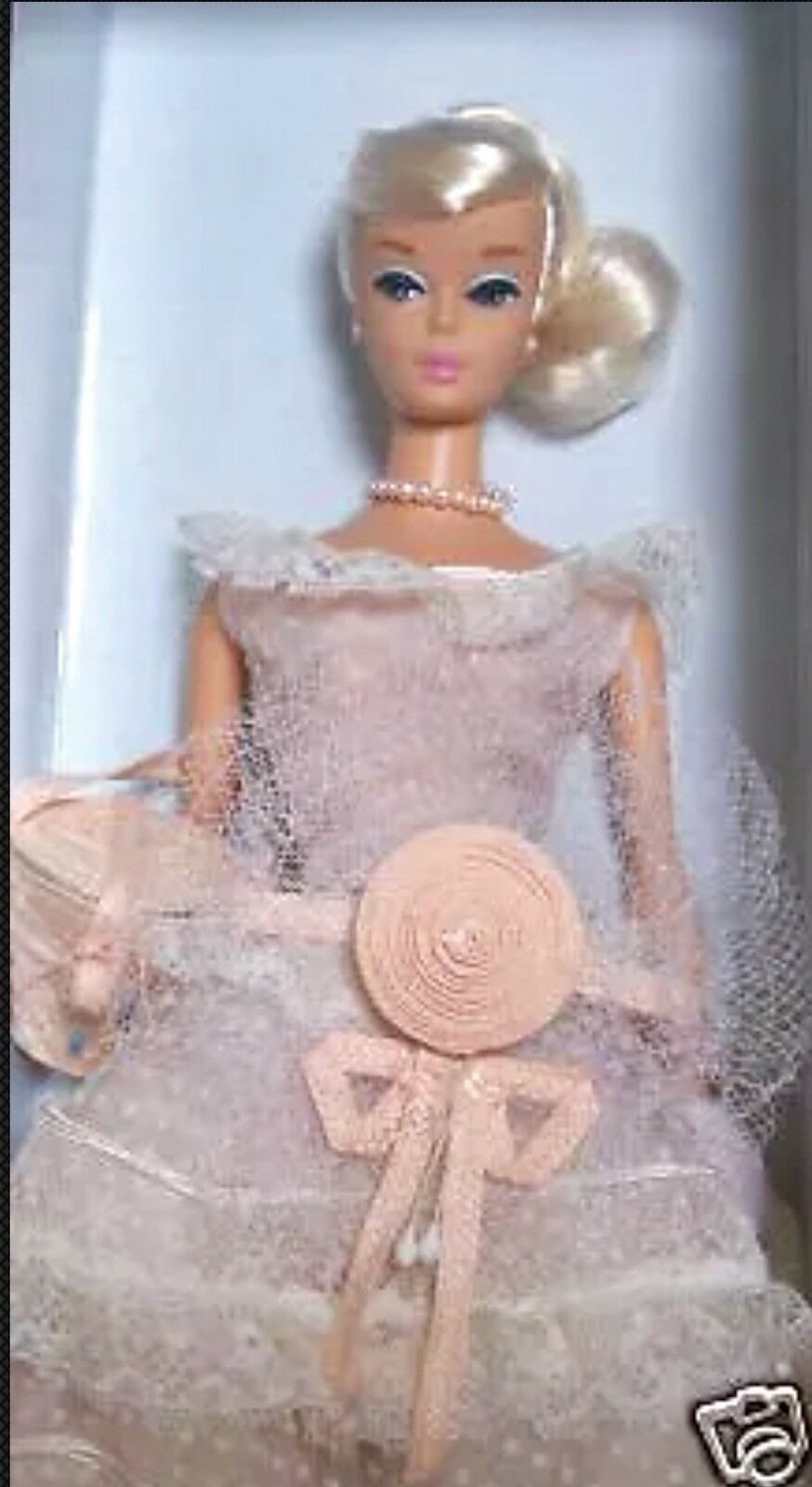 Htf Excl. Plantation Belle Repro Barbie w shipper Mib