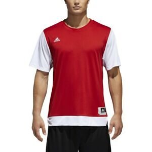 Details about Adidas Climalite Red Crazy Explosive Shooter Men's Basketball Jersey