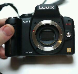 panasonic lumix dmc gh1 digital camera black body 37988989553 ebay rh ebay com Panasonic Lumix DMC GF6 Panasonic Lumix DMC GF6