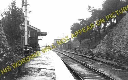 Gwys Pontardawe 1 Brynamman Line Midland Ystalyfera Railway Station Photo