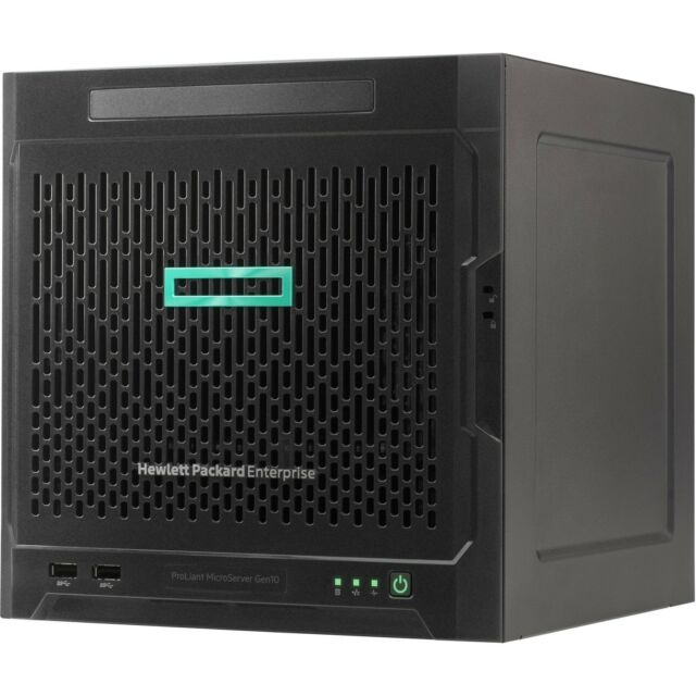 Hpe Proliant Microserver Gen10 Ultra Micro Tower Server - 1 X Amd Opteron  X3216