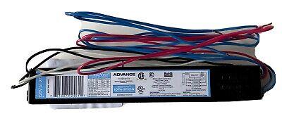 120//277V 32W T8 F32T8 3-Lamp PHILIPS Advance Iopa-3P32-Lw-N Optanium Ballast