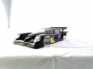 0174 Carrozzeria Body RC  Panoz esperante GTR-1 per 1/8 GT Hobao Traxxas Slash