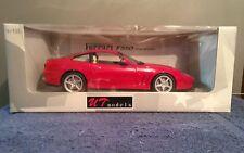 UT models ~ Ferrari ~ F550 Maranello ~1:18 Scale ~ Red